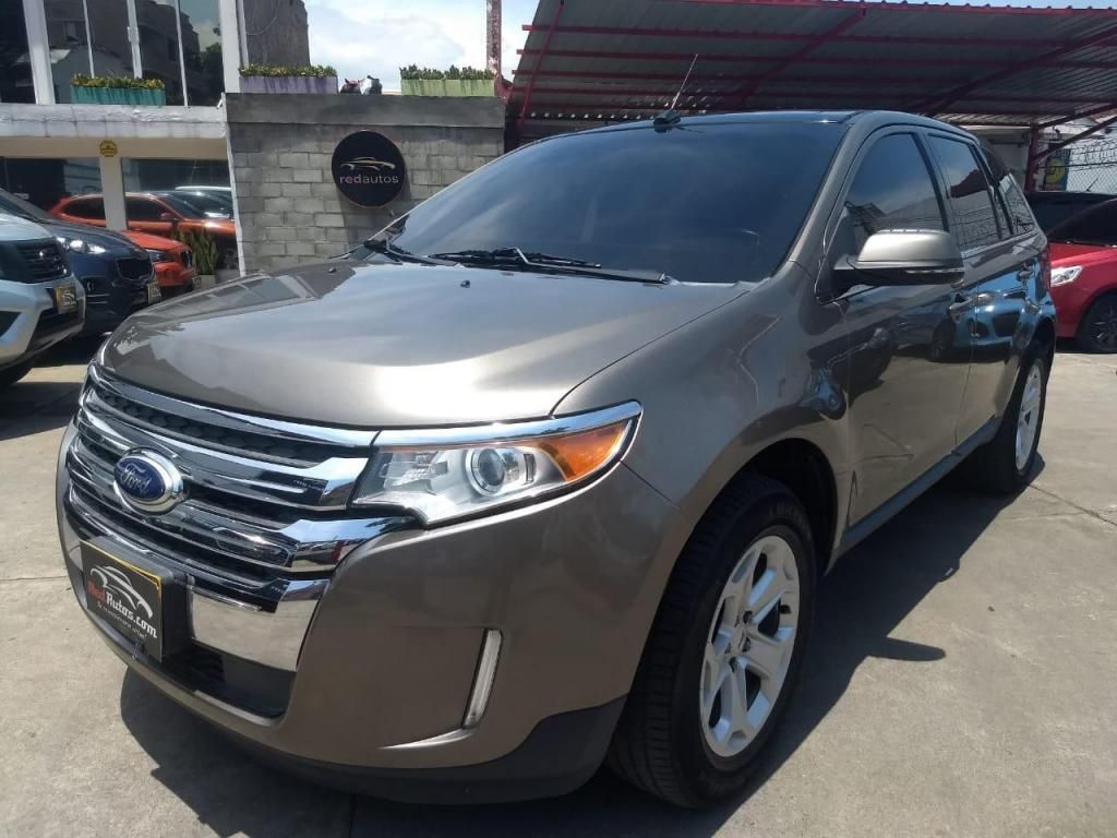 Ford Edge 2014 LIMITED FL Triptonico 3.5