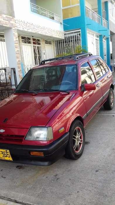 Chevrolet Sprint 1991 - 100 km