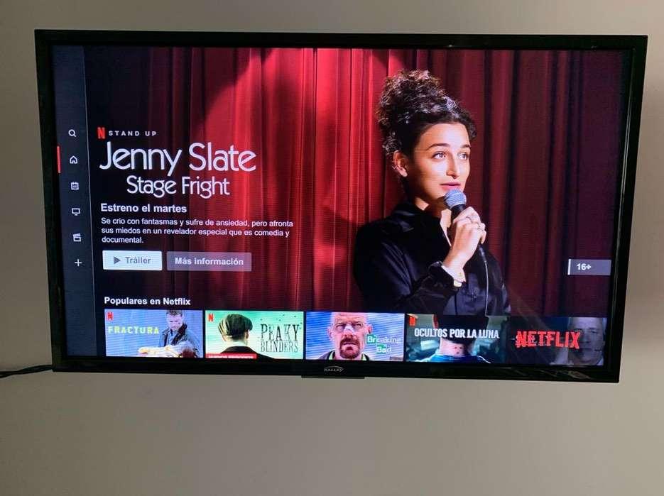 Se Vende Tv Kalley Smart Tv de 32