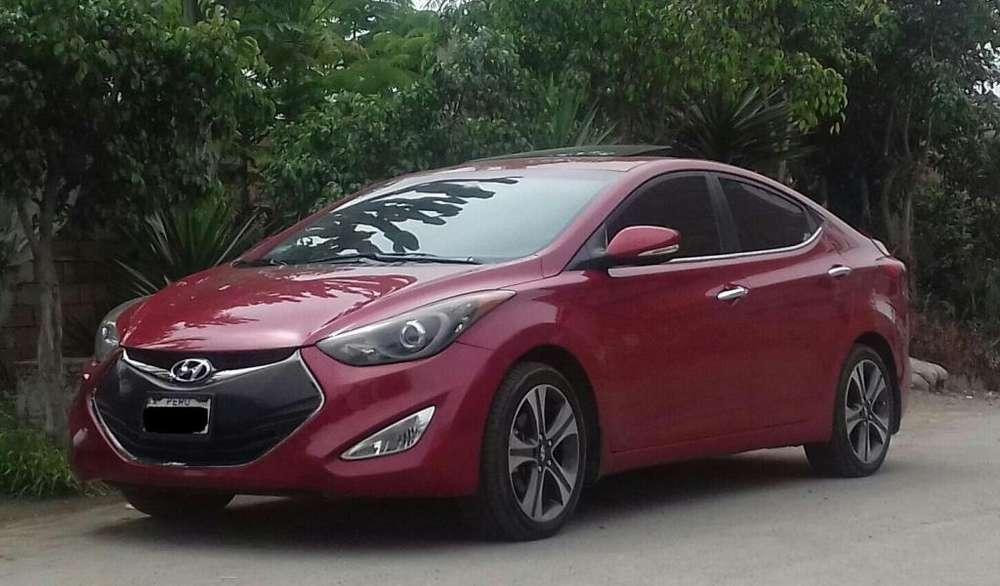 Hyundai Elantra 2012 - 78450 km