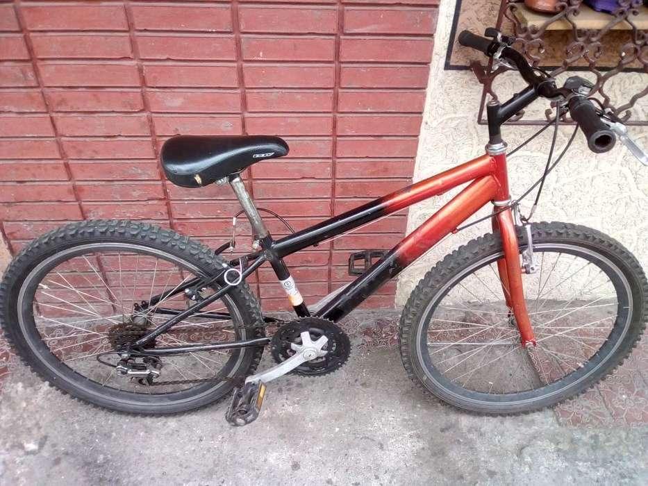 Se Vende Bicicleta Rin 24 Todoterreno...