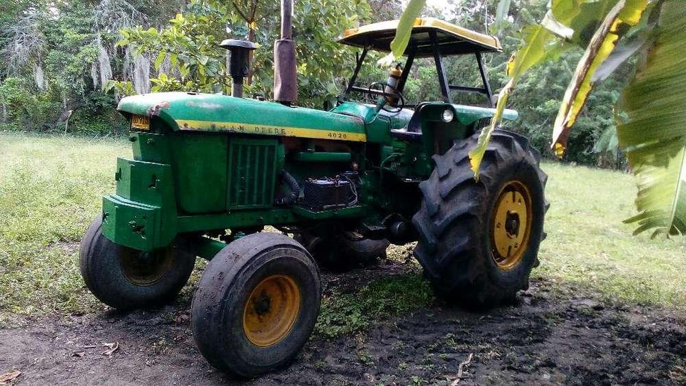 Venpermuto Tractor