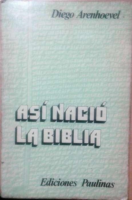 ASÍ NACIÓ LA BIBLIA