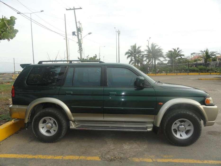 Mitsubishi Nativa 2001 - 204000 km