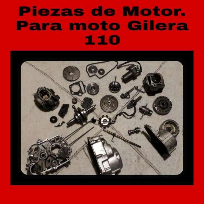 Todo para Motor Gilera 110