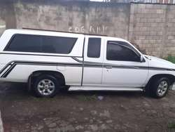 Pick up nissan extracab