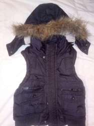 Campera Desmontable Chaleco Cheeky
