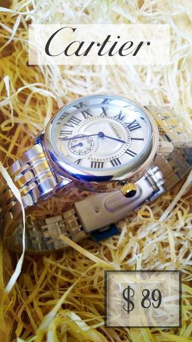 Reloj Exclusivos Cartier Fossil Diesel Tag Heuer relojes