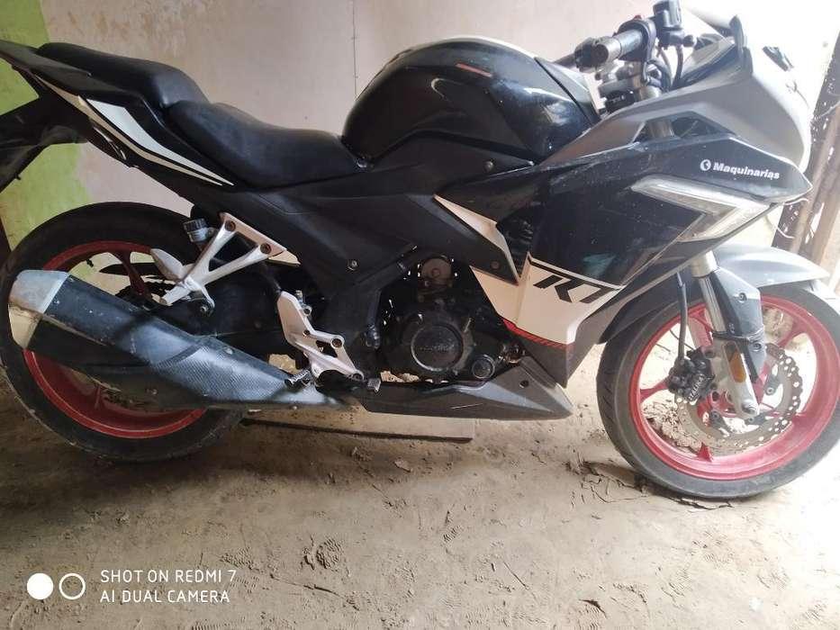 Cambio Moto Rt 250 por Una Todo Tarjeta)
