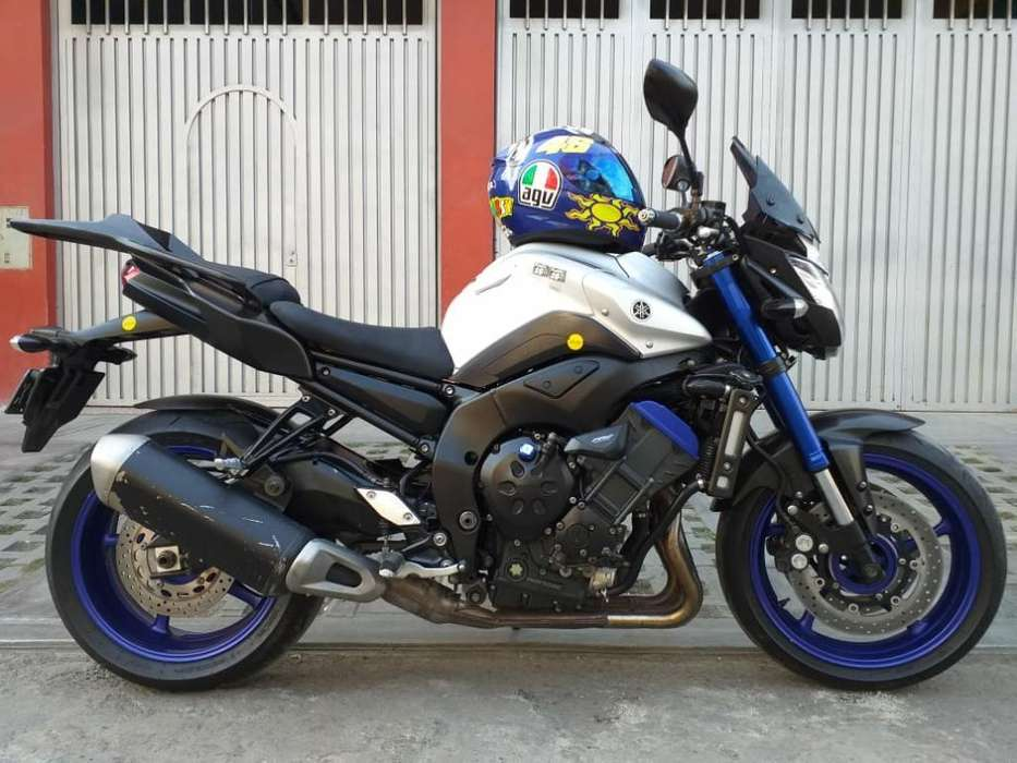 <strong>yamaha</strong> Fz8 2015 con Chip Z800 Z1000 Mt09