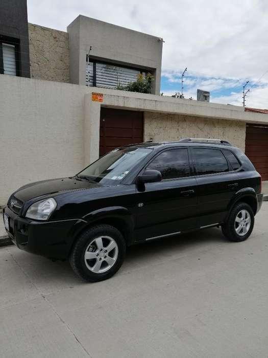 Hyundai Tucson 2009 - 100 km