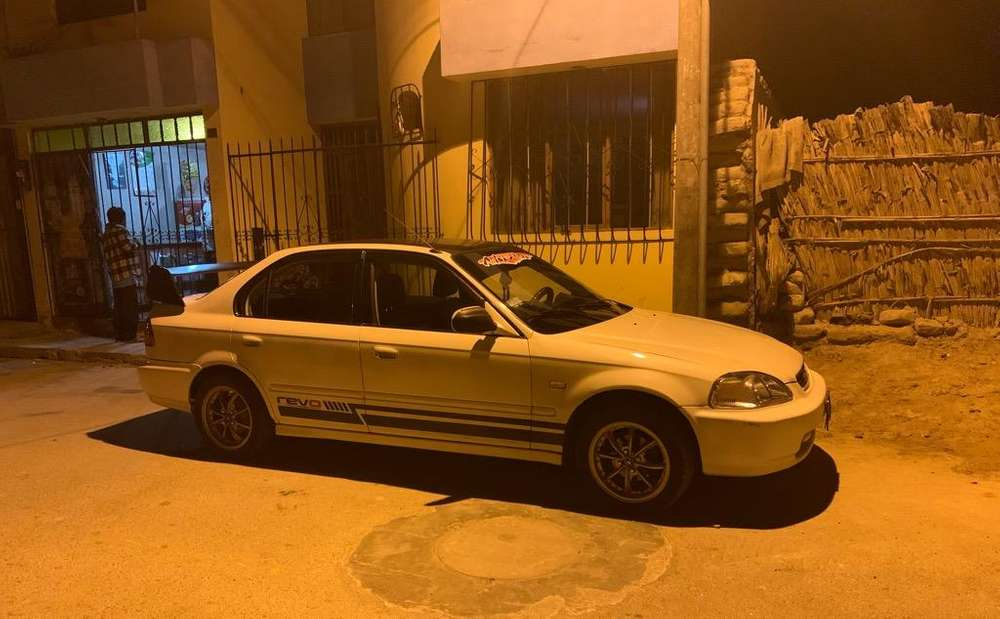 Honda Civic 1996 - 0 km