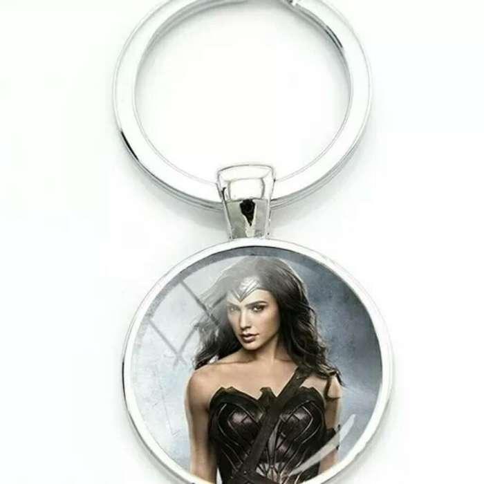 Llavero Mujer Maravilla Wonder Woman