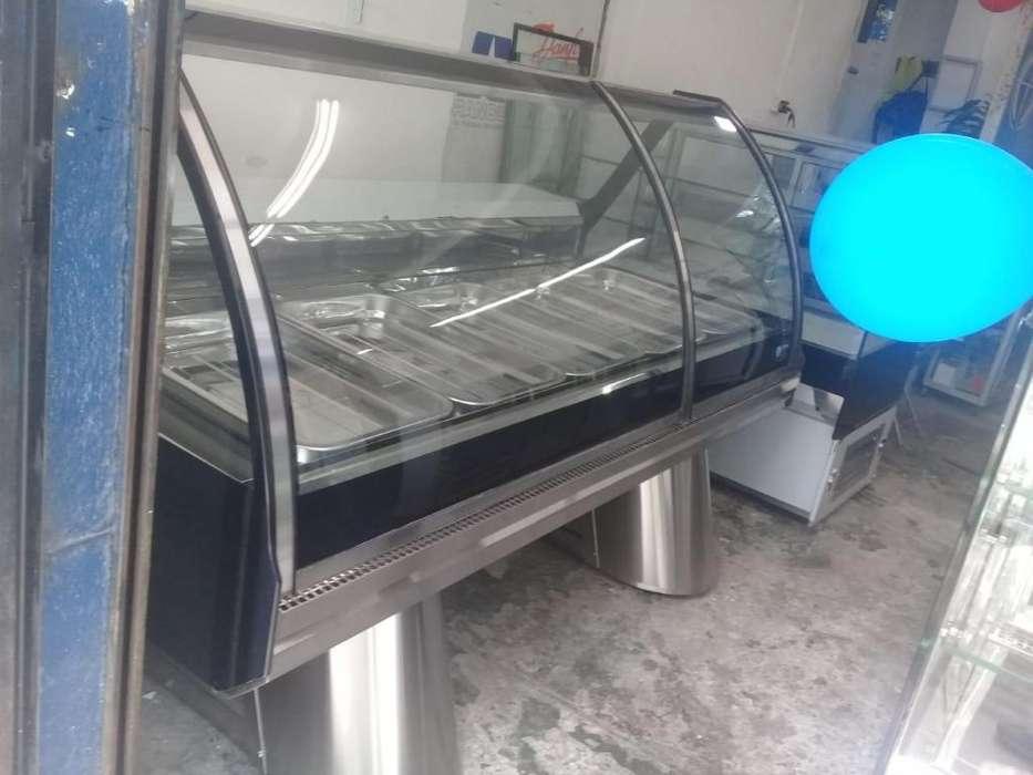 vitrinas refrigeracion