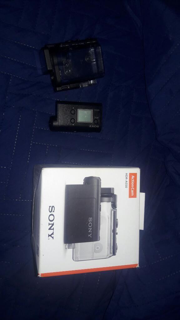 Actioncam Hdras50 Xgrip Microsdclass10