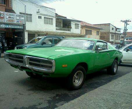 <strong>dodge</strong> Charger 1972 - 1000 km