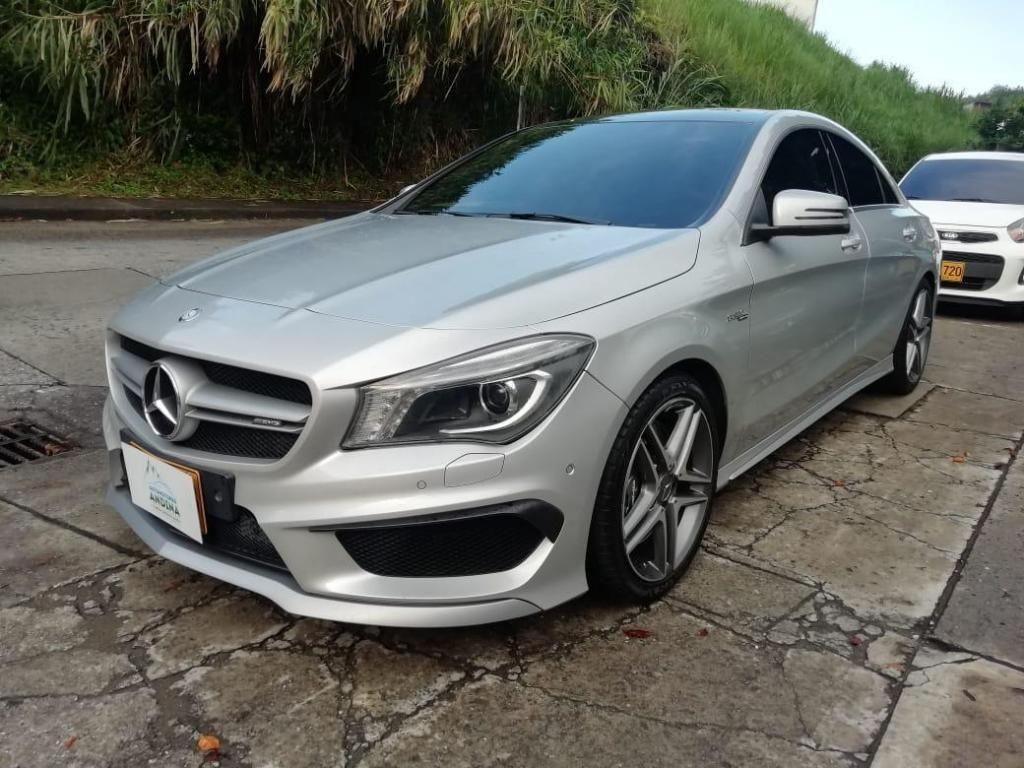 Mercedes Benz CLA45 Amg 2.0T Aut 2015 (048)