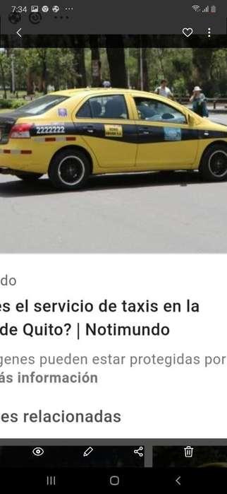 Chofer para Taxi Al Norte