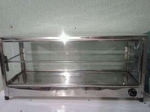 Vendo vitrina en caliente electrica