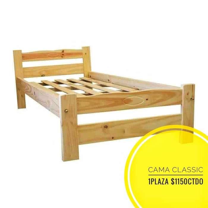 Camas 1 plaza 80x190