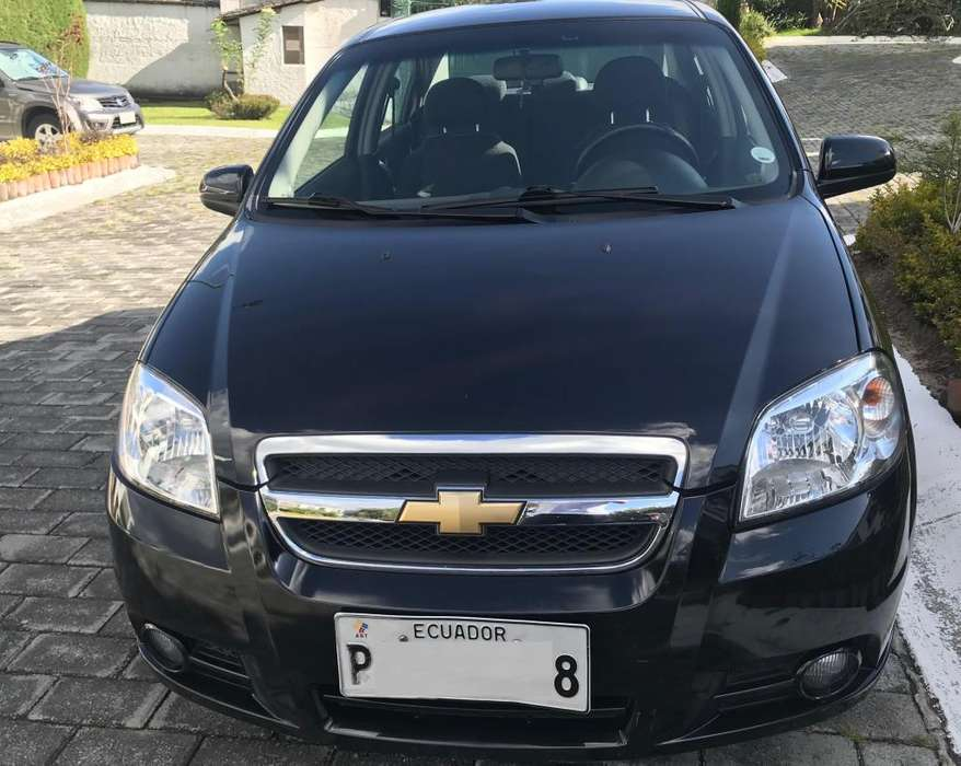 Chevrolet Aveo 2017 - 21000 km