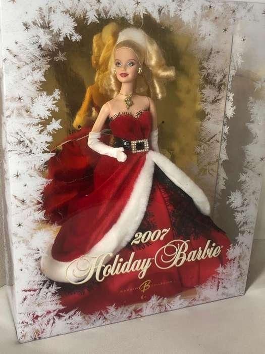 Barbie Holiday Edicion 2007