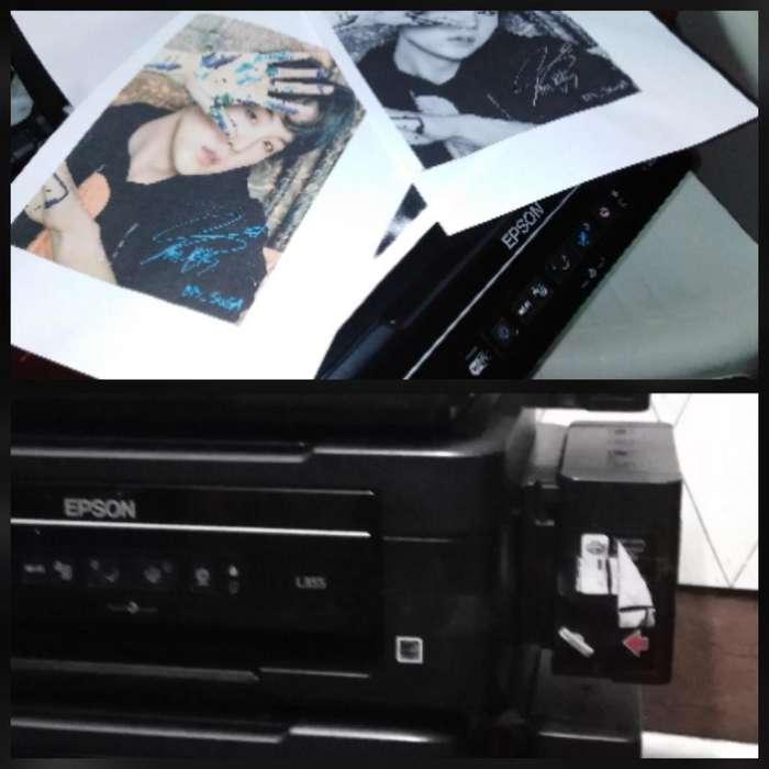 Impresora Epson L355 Sistema Continuo
