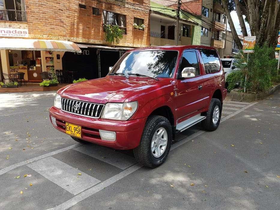 Toyota Prado 2003 - 214000 km