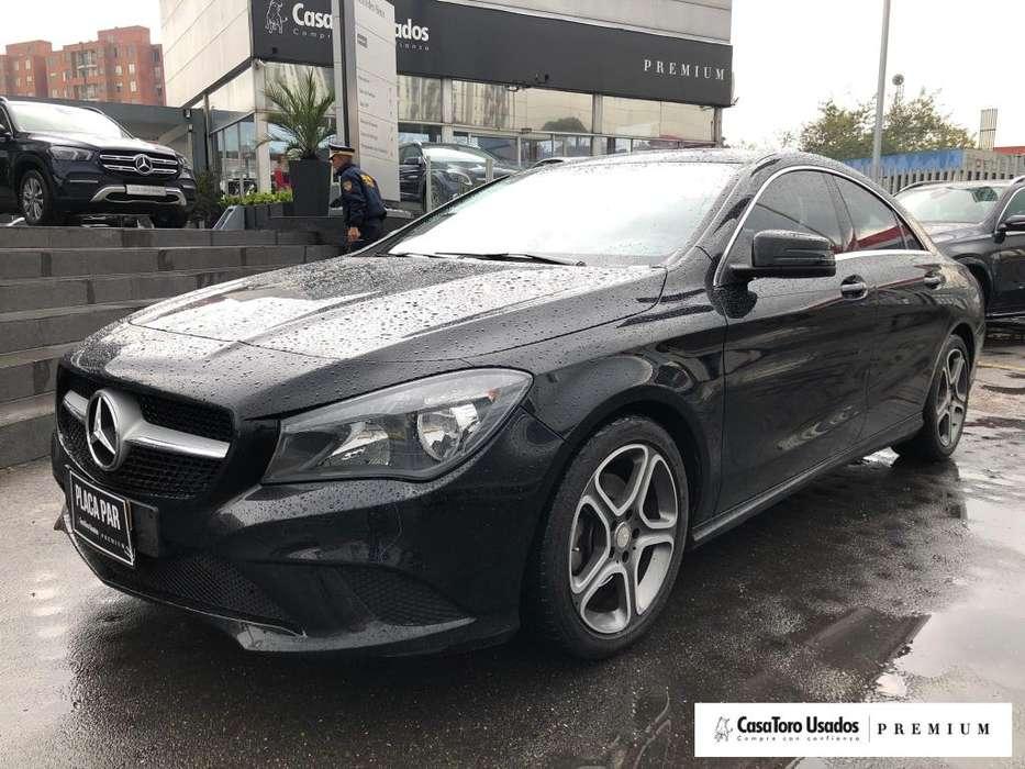 Mercedes-Benz Clase CLA 2014 - 31120 km