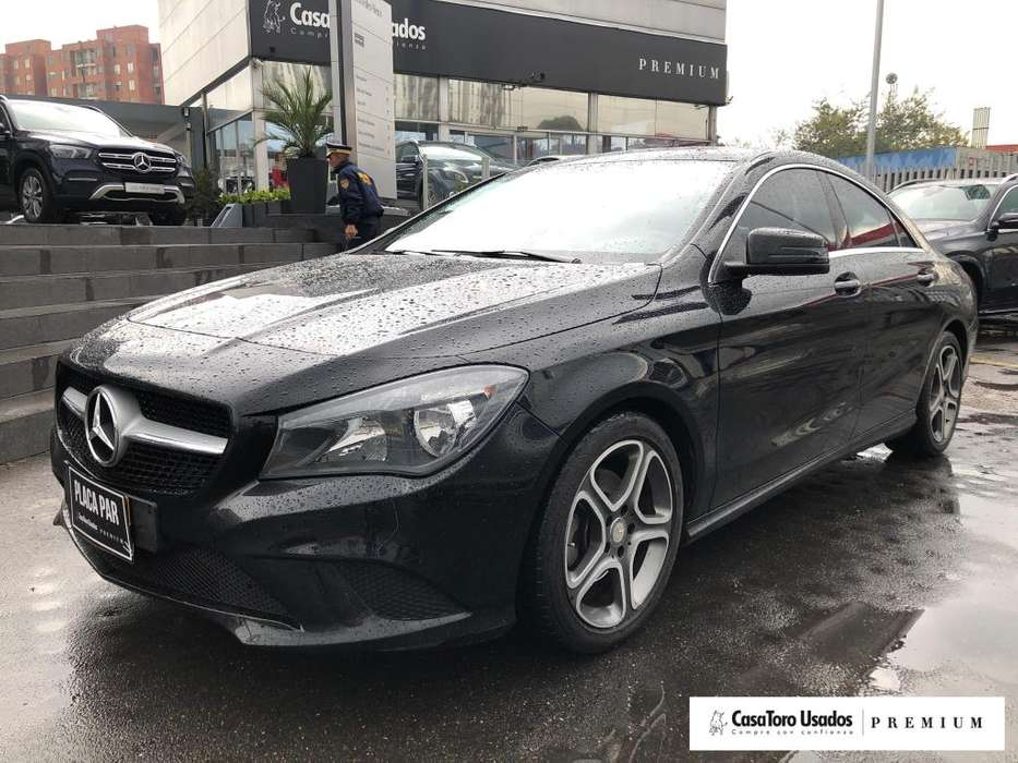 <strong>mercedes-benz</strong> Clase CLA 2014 - 31120 km