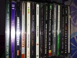 Lote de cd,s .280 Aprox Liquido todos juntos o permuto x electronica.