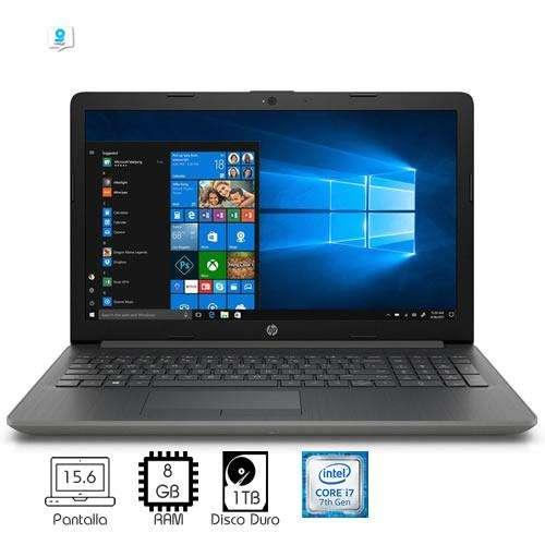 Laptop HP i7-7500U 15.6