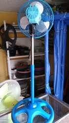 Ventilador Silver Metálico