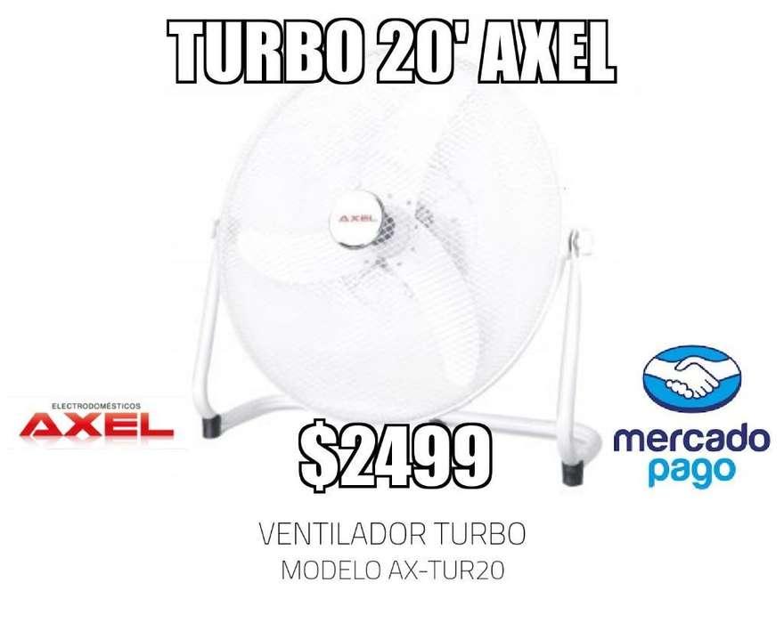 Hh turbo Ventilador 20'