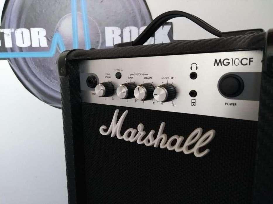 Amplificador Marshall MG10CF. 10 watts