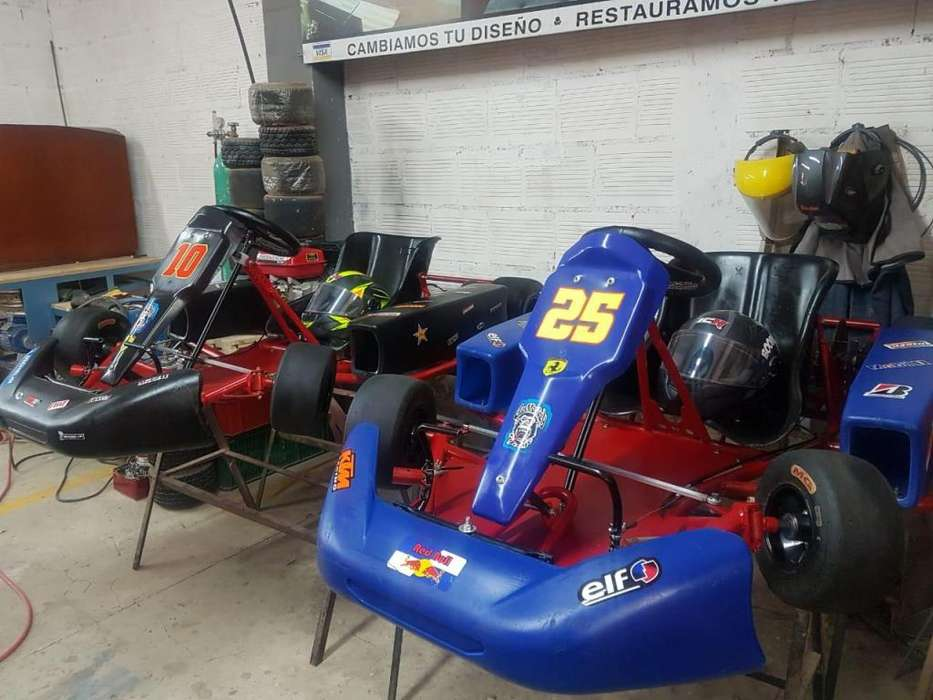 KARTS PARA DIVERSION O NEGOCIO