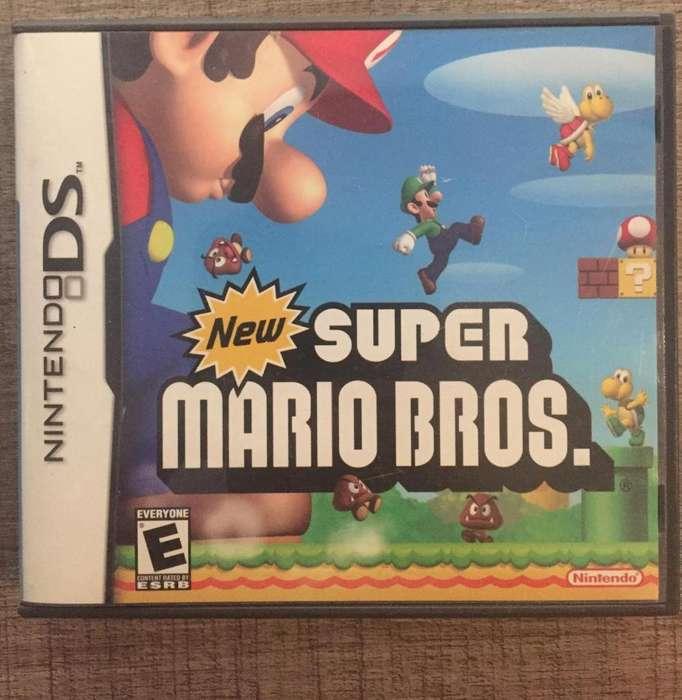 New Super Mario Ds
