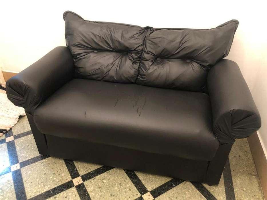 Sofá de Dos Cuerpos.