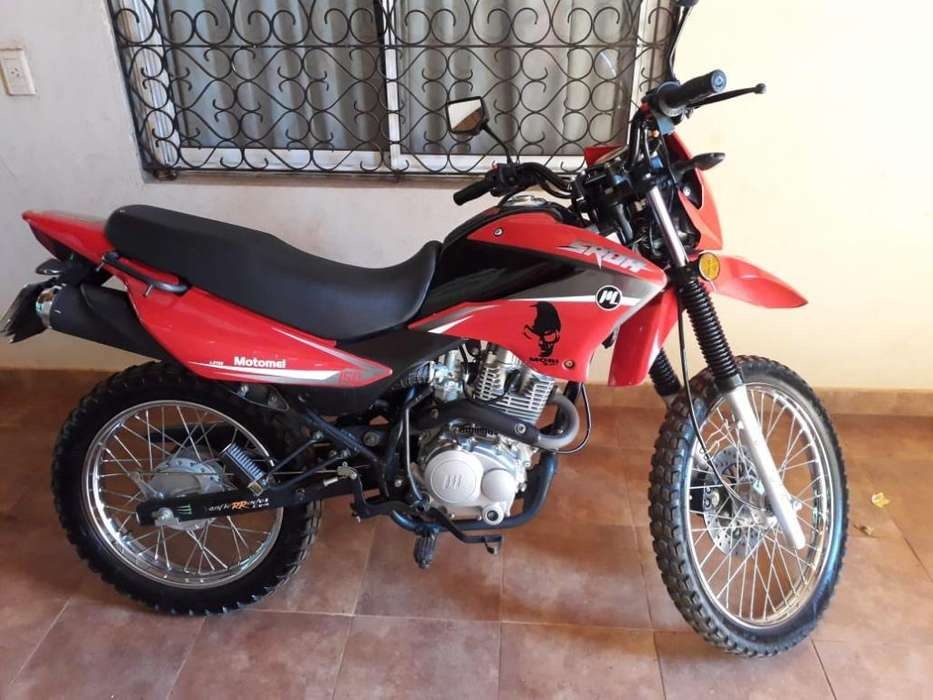 Vendo Motomel Skua 150 Impecable