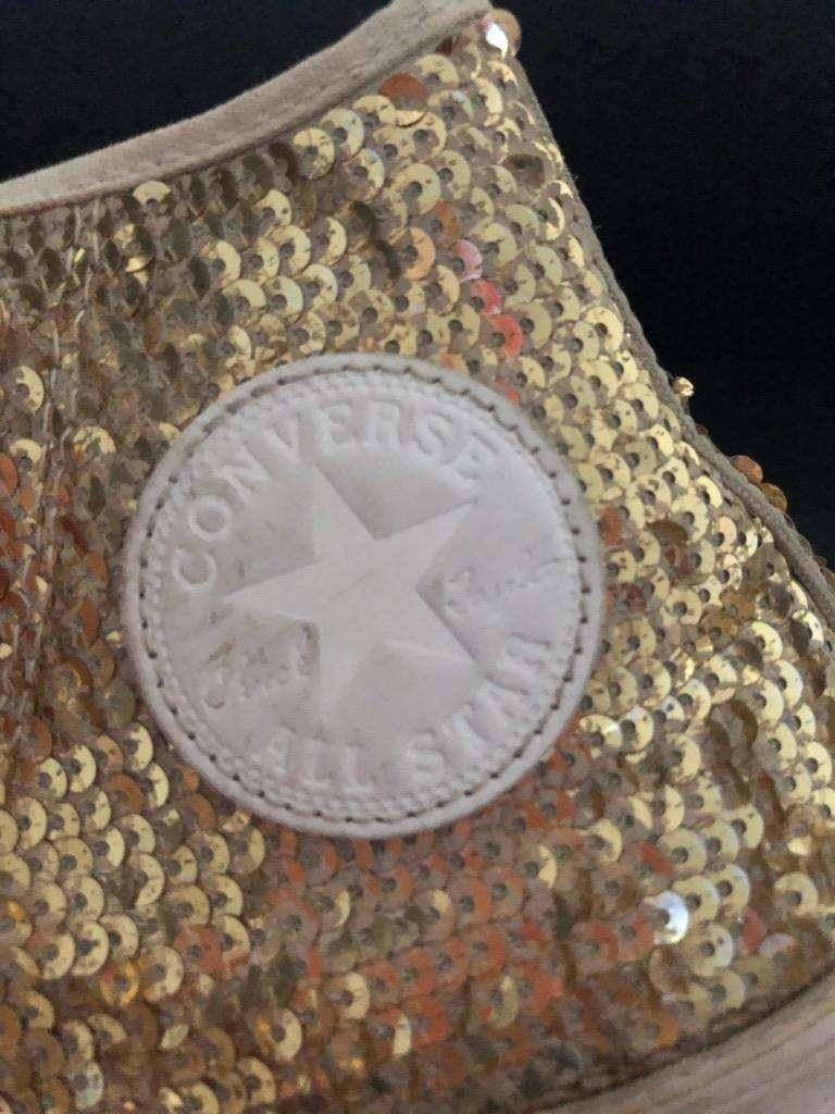 3ffc4676 zapas converse oro !!!!! impecables - Lanús