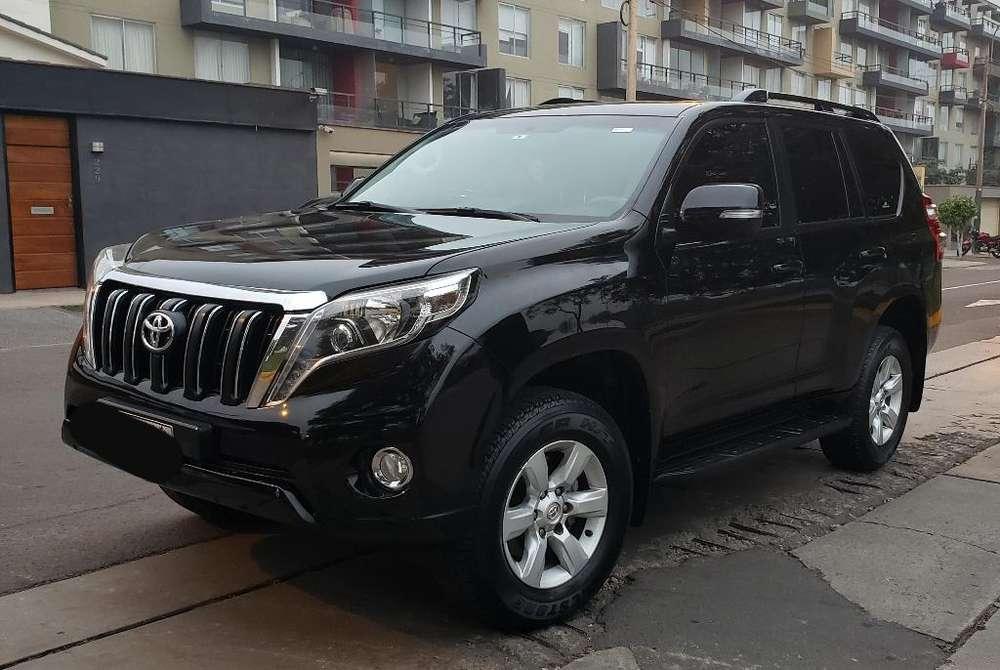 Toyota Land Cruiser Prado 2014 - 43000 km