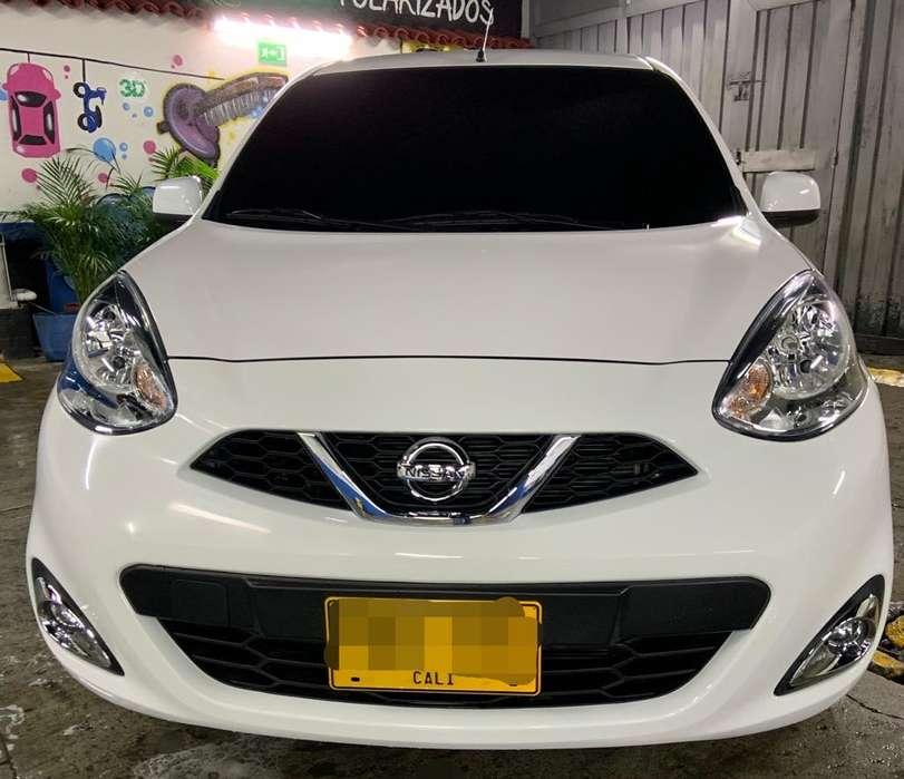 Nissan March 2019 - 6680 km