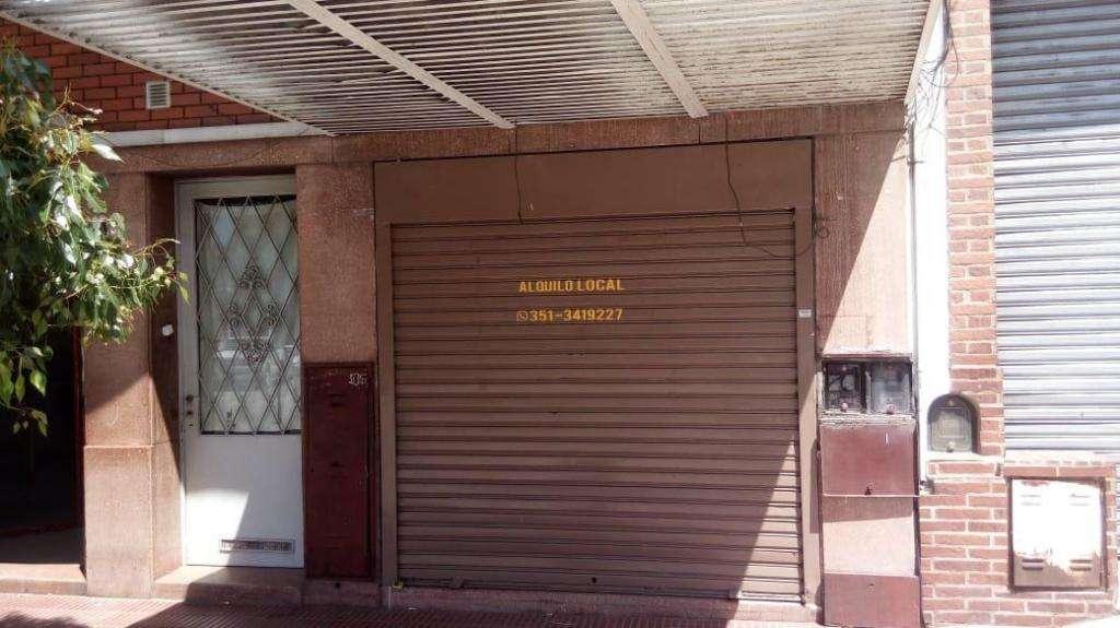 Alquiler Local Comercial sobre Juan B Justo