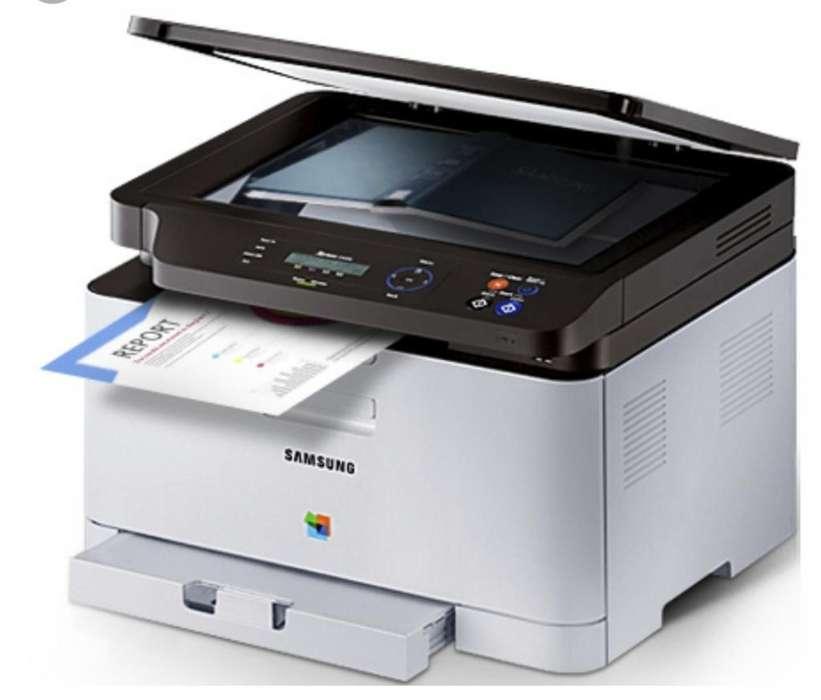 Impresora Samsung Multifuncional