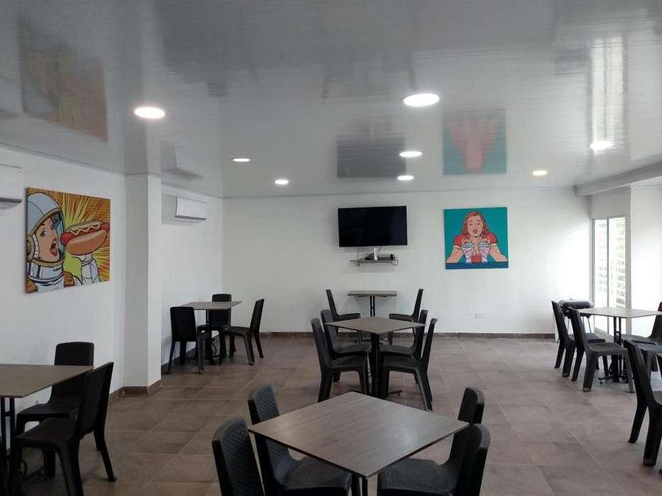 Local comercial en la ciudad de Santa Marta, negociable.