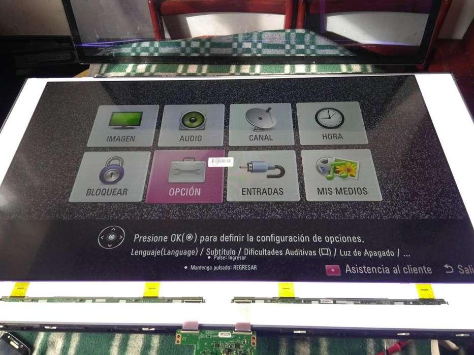 Display Pantalla Lcd para Televisores