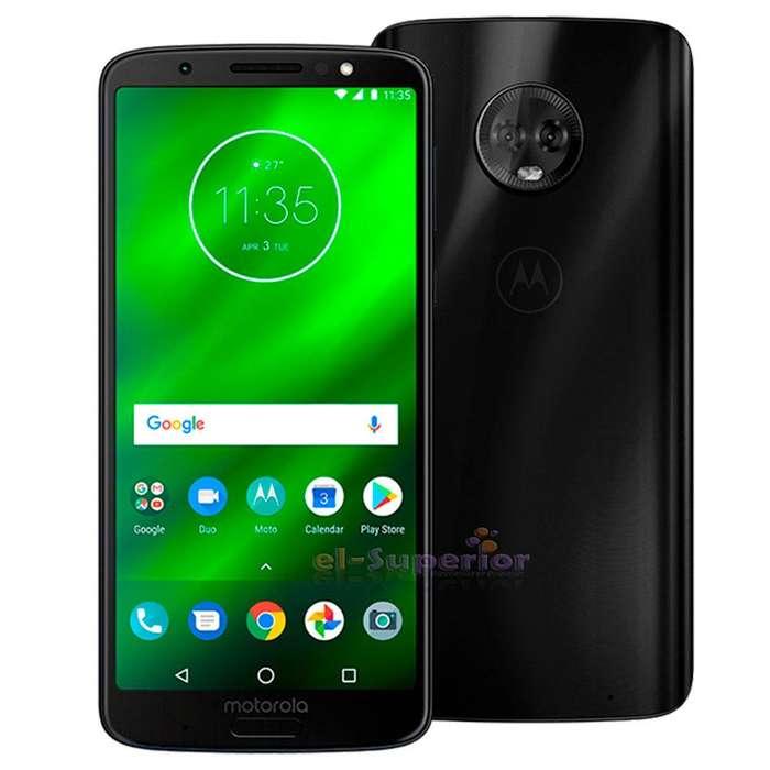 Film Vidrio Templado Motorola Moto E5 E5 Plus Moto G6 Play Gorilla Glass