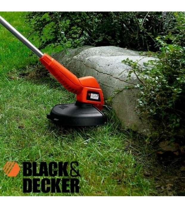 Vendo Podadora Y Bordeadora Blackdecker