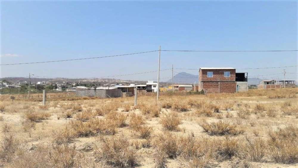 En Manta venta de terreno sector San Patricio 2