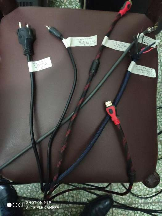 Se Vende Diversos Cables